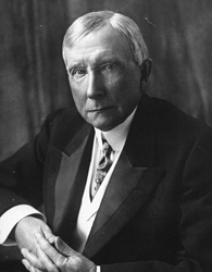 Success Quotes John D. Rockefeller