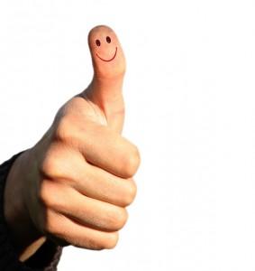 Success Thumbs Up