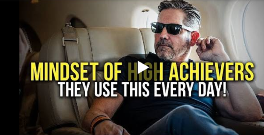 The Mindset of High Achievers Video